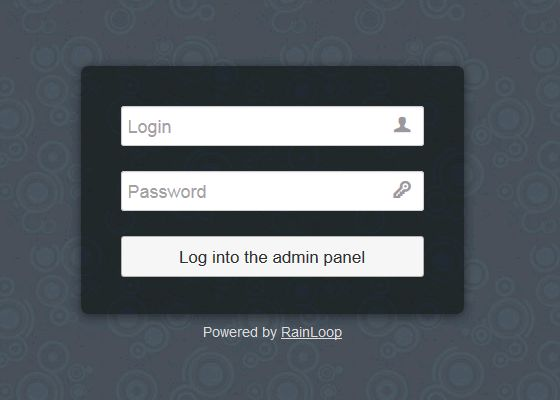 rainloop_admin_login